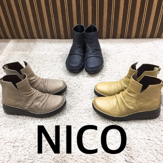 NICO ショートブーツ