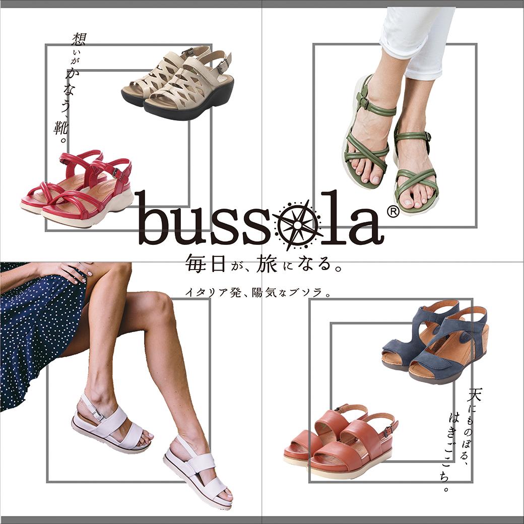 bussola (ブソラ)がテレビで紹介されました ♪