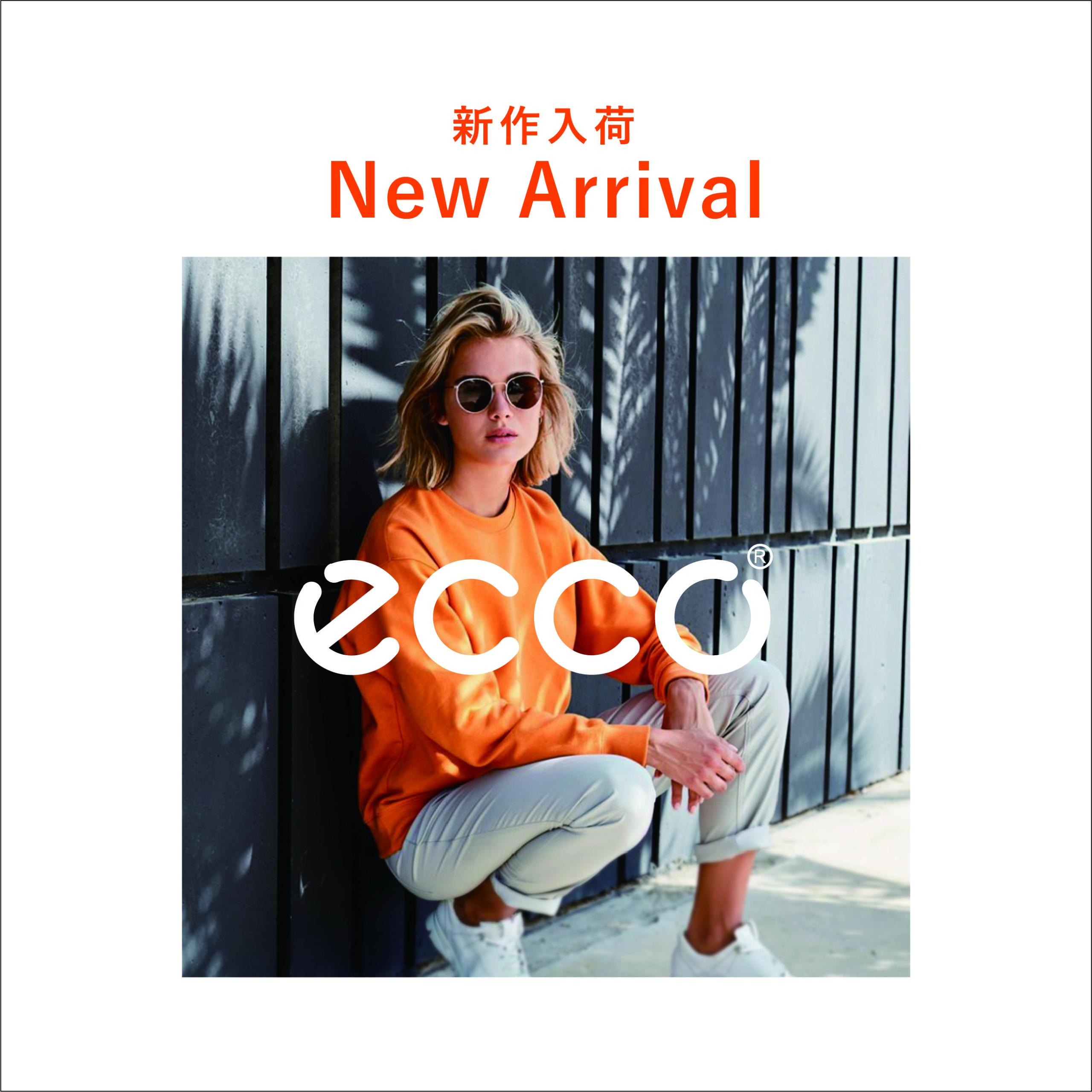 【FAVO店】ECCO新作商品のご紹介