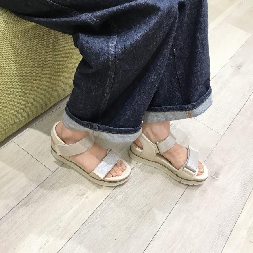 クセになる履き心地♡≪bussola≫スポーツサンダル☆