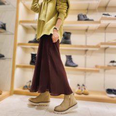 これからの季節にぴったり♡bussola(ブソラ)ブーツ