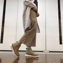 軽さで毎日履ける!☆ブソラのブーツ☆