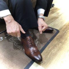 特別な日やビジネスでも使えるいち押し靴!