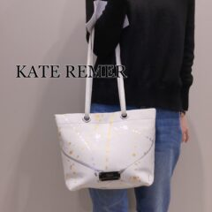 KATE REMER(ケイトリメル)レザーバッグが入荷しました♡