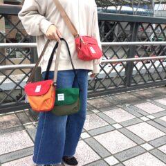 期間限定のデザインございます☆ハロルルのバッグ☆