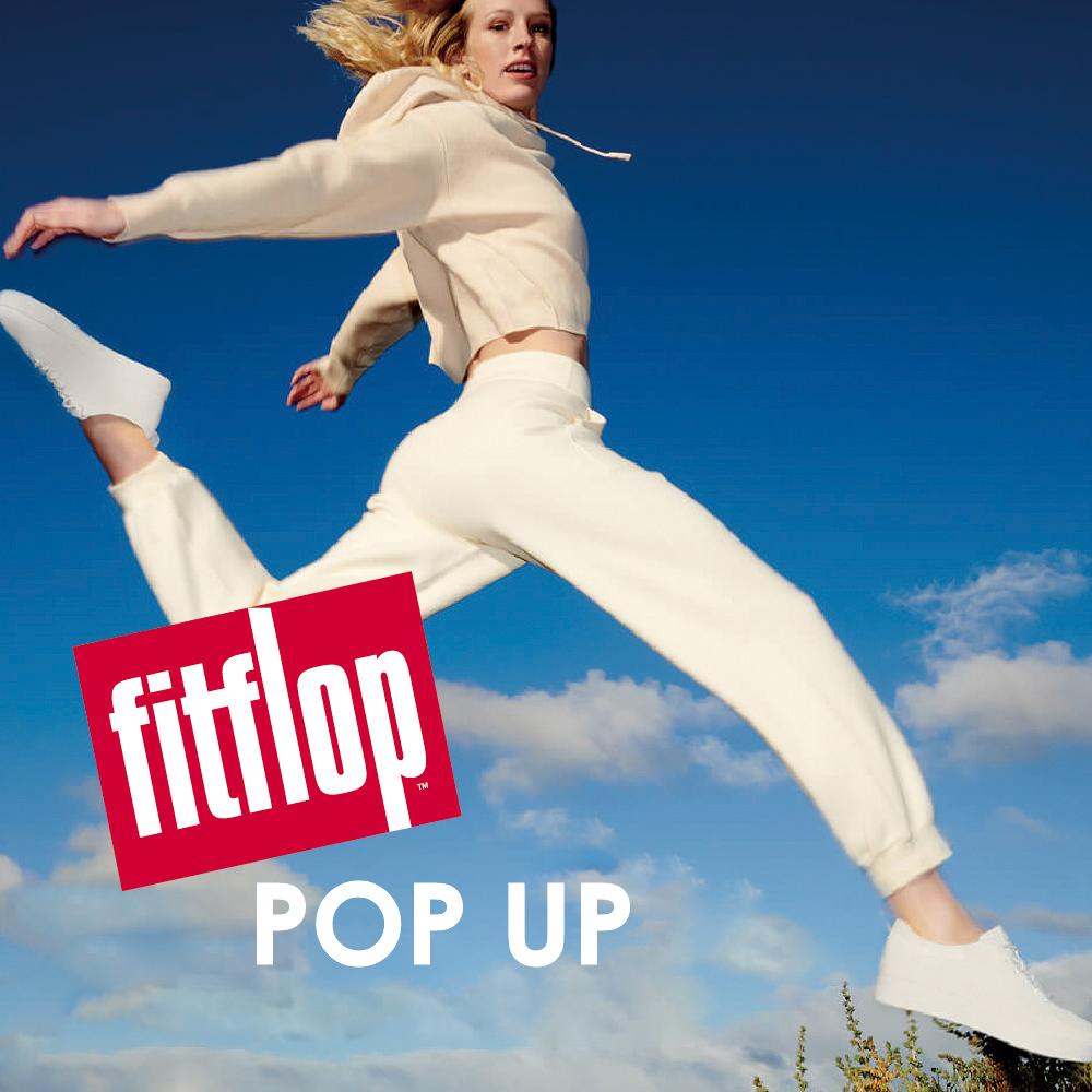 【ボンフカヤグループ各店】fitflop(フィットフロップ)POPUP開催