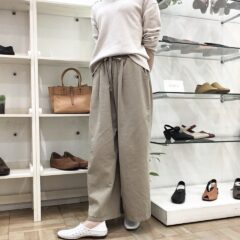 saya 初夏に履きたい靴