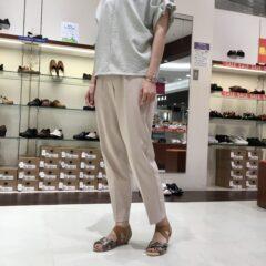 履きやすいクロスゴムサンダル☆最終処分セール開催中