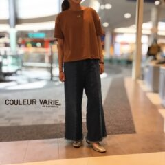 ✿COULEUR VARIE(クロールバリエ)新作パンプス✿