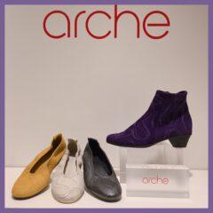 arche エレガントに決まる‼️フラット&ブーツ