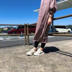 bussola*大人が履きたい新作厚底スニーカー♪♪