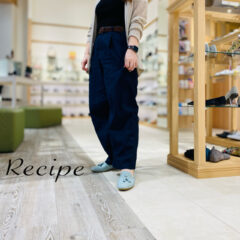 【NEW】Recipe(レシピ)♡タッセルがアクセント!!