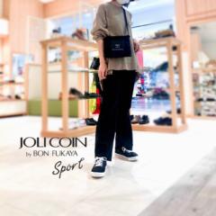 "【NEW】大人気スニーカー""JOLICOIN Sport by BON FUKAYA""♡AW新カラー登場!!"