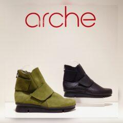 arche ベルトのアクセントがgood ポイント⭐️厚底ブーツ
