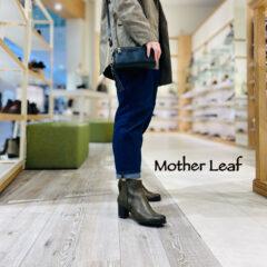 【NEW】今年も人気の予感…♡Mother Leaf(マザーリーフ)のブーツが入荷しました!!