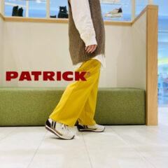 【NEW COLOR】PATRICK(パトリック)♡今季のカラーテーマは…?