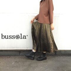 ♪♫ bussola(ブソラ)新作サイドゴアブーツ♫♪