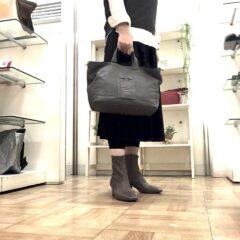 今年の秋冬はサヴァサヴァのブーツで大人っぽくオシャレに❗️
