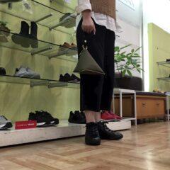 雨でも濡れない!安心な靴 マドラスウォーク♪