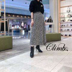 【NEW】キレイめスタイル♡Climb (クライム)のヒールブーツ♫